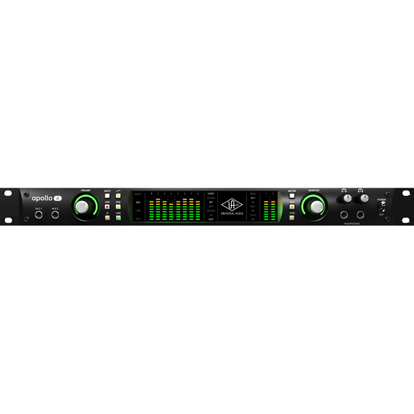 Universal Audio Apollo 8 QUAD - 구입시 UAD-2 Satellite Thunderbolt QUAD 증정