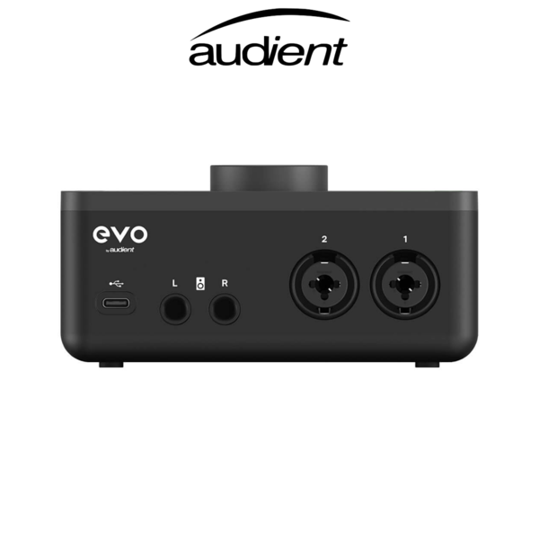 Audient EVO 4 - 오디언트 2in/2out 오디오 인터페이스