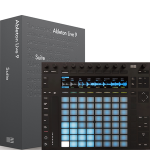 Ableton Push 2 + Live 9 Suite Bundle