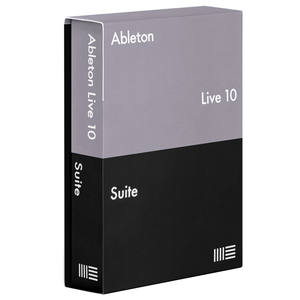 Ableton Live 10 Suite 박스버전