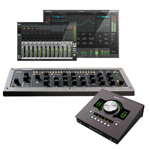 UA Apollo Twin MKII Quad x Console 1 mkII w/SSL 4000E 스페셜 번들
