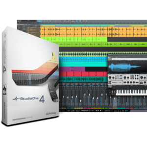 PreSonus Studio One 4 Professional [전자배송]