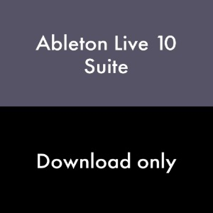 Ableton Live 10 Suite 에이블톤 라이브 11